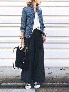20 Items 20 Outfits - Simplify Your Capsule Wardrobe Style Plaid Fashion, Tomboy Fashion, Look Fashion, Fashion Outfits, Womens Fashion, Fashion Trends, Fashion Hair, 80s Fashion, Modest Fashion