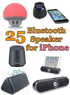 25 rocking bluetooth speaker for iphone 2016 best home office software