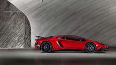 Launched at the 2015 Geneva Motor Show, the Aventador LP 750-4 SuperVeloce is a stripped back and se... - Lamborghini