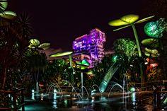 Tower Of Terror Disneyland California Adventure - Morgan Richardson