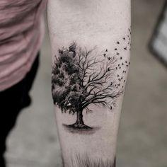 Hawthorn Tree Tattoo Elm Tree Tattoos Tattoo Tree Of Life Meaning Tree Of Death . - Hawthorn Tree Tattoo Elm Tree Tattoos Tattoo Tree Of Life Meaning Tree Of Death Tattoos - Cool Tattoos For Guys, Trendy Tattoos, Small Tattoos, Mens Forearm Tattoos Small, Forarm Tattoos For Women, Feminine Tattoos, Awesome Tattoos, Tree Tattoo Meaning, Tattoos With Meaning