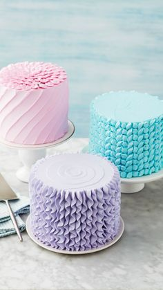 Wilton Cakes, Cupcake Cakes, 3d Cakes, Fondant Cakes, Pastel Cakes, Purple Cakes, Wilton Cake Decorating, Cookie Decorating, Sweets