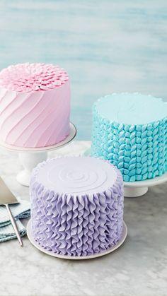 Wilton Cakes, Cupcake Cakes, 3d Cakes, Fondant Cakes, Pastel Cakes, Purple Cakes, Wilton Cake Decorating, Cookie Decorating, Paleo Dessert