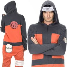 """I would use this as PJs!!! But I can just imagine my older self answering the door in the morning like this and my friend is there and yell,""""SUBSTITUTION JUTSU!!!"""" place a pot where i was and run away."""