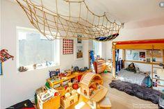 kid's room, 113a columbia street, modern