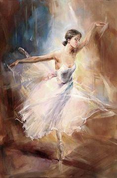 Anna Azumovskaya - Ballet