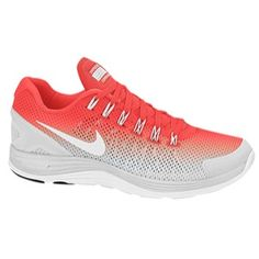 new style a9534 2c595 Nike LunarGlide+ 4 Breathe - Men s Bright Crimson White Pure Platinum    Width -