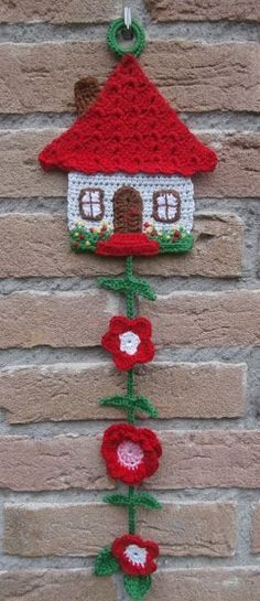 Free Honeymoon Cottage Potholder: Easy Crochet Pattern for a Pot Holder - See more at: http://www.antiquecrochetpatterns.com/honeymoon-cottage-potholder.html#sthash.rETtnXef.dpuf