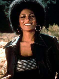 Best Movie Hair of All Time:  Foxy Brown (1974) Pam Grier as Foxy Brown | allure.com