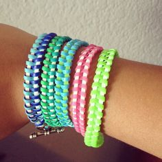~Loryn #sweet#awesome#lol#keychain#amazing#rainbow#string#plastic#lace#plasticlace#craft#DIY#diy#rexlace#rexlacebiz#lorkayagles#boondoggle#gimp#lanyard#cool#order#now#clasps#creative#original#anklet#handmade