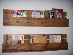 Crate Pallet Shelf
