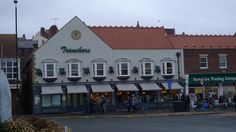 Trenchers - the place for the best fish and chips in Whitby!