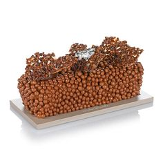 Cake «tout caramel», par Nicolas Bernardé