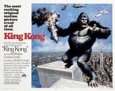 king kong poster 1976 - Google Search