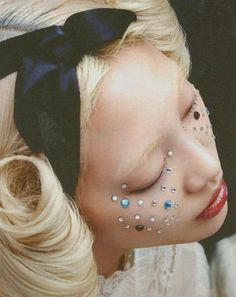 """Soo Joo in """"Secret of Snow White"""" for Dazed & Confused Korea May 2012 photographed by Suk-mu Yun"""