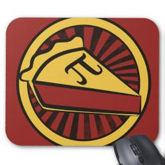 Pi Day Pie Mouse Pads