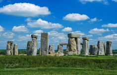 Stonehenge by marcinpmp3 #nature #travel #traveling #vacation #visiting #trip #holiday #tourism #tourist #photooftheday #amazing #picoftheday