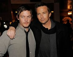 The Reedus: The Boondock Saints II: All Saints Day L.A. Premiere (October 28, 2009)