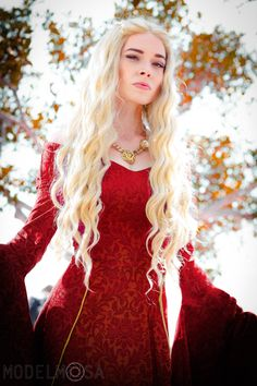 Cersei from Game of Thrones - Cosplay by Skydart (Chloe Dykstra) #BFace