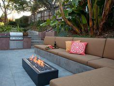 Mill Valley Residence 2 - contemporary - patio - san francisco - Pedersen Associates
