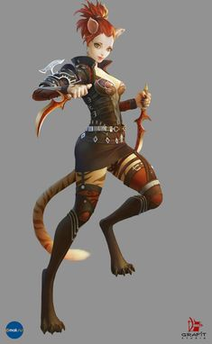 ArtStation - For ArcheAge, Grafit Studio