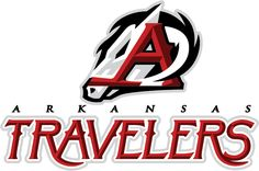 New Logo for Arkansas Travelers by Brandiose