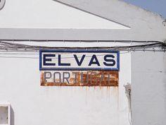Painel de Azulejos: Nome da Estação - Elvas | Flickr – Compartilhamento de fotos!