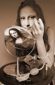 "Mona exemplifies Donald Winnicott's words, ""The mother's face is the precursor to the mirror."" How our mothers reflected us determines how we see ourselves today. Winnicott stresses importance of the babies initial communication as received from the mother's face, sound of voice and tone of voice."