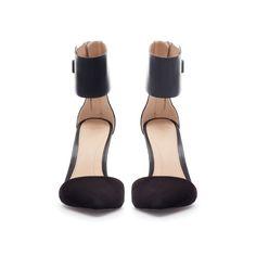 HIGH HEEL POINTED HEEL SHOES - Shoes - Woman | ZARA United Kingdom