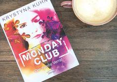 """Krystyna Kuhns Fortsetzung """"Monday Club - der zweite Verrat"""" konnte mich am Ende doch noch begeistern. Warum, erzähle ich ausführlich in der Bücher-WG!  #Krystynakuhn #mondayclub #Buchreihe #BücherWG"""