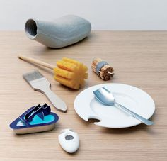 Utensils by Industrial Facility at the Design Museum