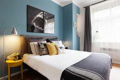 Dit appartement in Praag laat zien dat je ook prima low-budget kunt restylen…