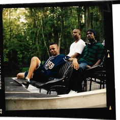 Introducing these #cool #neworleans  #citydwellas to the #brownwater #swamps @juviethegreat @cashmoneyofficial @buckshotz @manniefresh @birdman5star @lilwayneofficial_ on a shoot for @spinmagazine 20 years ago #1997