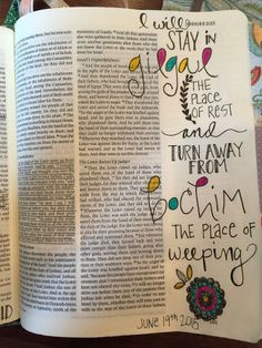 Image result for judges bible journal My Bible, Bible Art, Illustrated Faith, Bible Journal, Journal Art, Journal Entries, Torah, Journaling, Judges