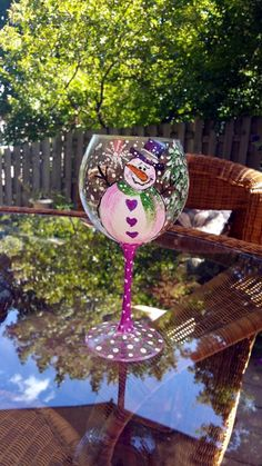 shares Facebook Twitter Pinterest StumbleUpon TumblrWine glasses as they are bring a lot of joy and relaxation into your life but the joy they bring expands even more when you take in the artistic pleasure they can bring. If old and used wine bottles can be used to create art, then why not wine glasses? The fact of the matter is that you can actually paint on wine glasses and still use them to drink wine from. Doing this can actually make your wine glasses unique and of a design that would…