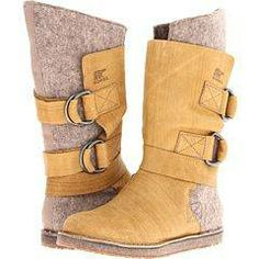 #Sorel Chipahko™ Felt