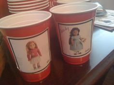 Sippy Cup Central: American Girl Party Ideas