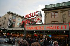Pike's Place Market...seattle