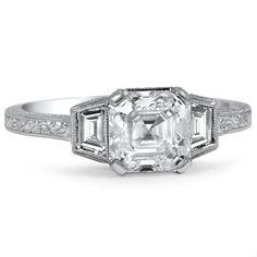 The Karmela Ring | Platinum