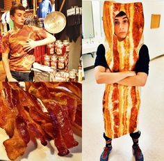 Josh, I love you, but you are so weird <--- What is with him and bacon XD