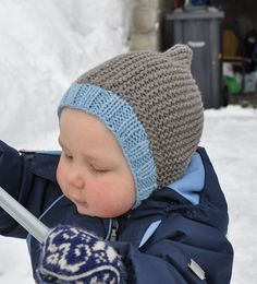 Ravelry: Gurolaga's Cool kid hooded hat
