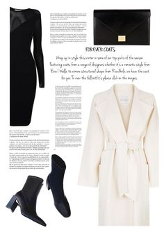 """""""forever classy"""" by elisabetta-negro ❤ liked on Polyvore featuring MaxMara, Versace, Victoria Beckham and Whiteley"""
