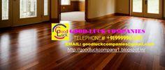 Products we sell.... Engineered Wood Flooring Wooden Floor, Wooden Tiles, Cladding & Deck, Carpet Tiles Laminating Flooring,etc..  website:http://goodluckcompany1.blogspot.in/