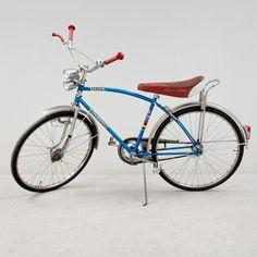 Cykel med Limpa 70 tal.