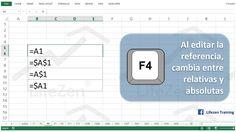 Excel Fijar FORMULAS