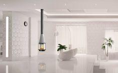 Arlet Central Traforart  Design Fireplaces Nomikos