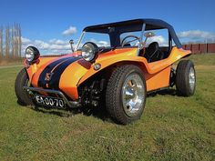 Dune buggy by Meyers Manx