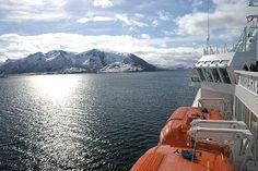 6 voyages à bord de l' #Hurtigruten © Paul Kerrien http://toilapol.net