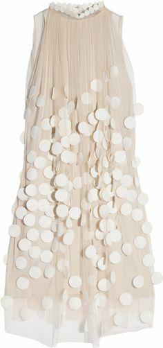 Stella McCartney cocktail dress...no one does polka dots like Stella