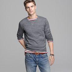 The Sweatshirt! Not the dude!